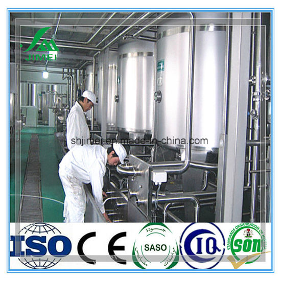 Small Scale Dairy Milk Yogurt Processing Production Line Plant pictures & photos