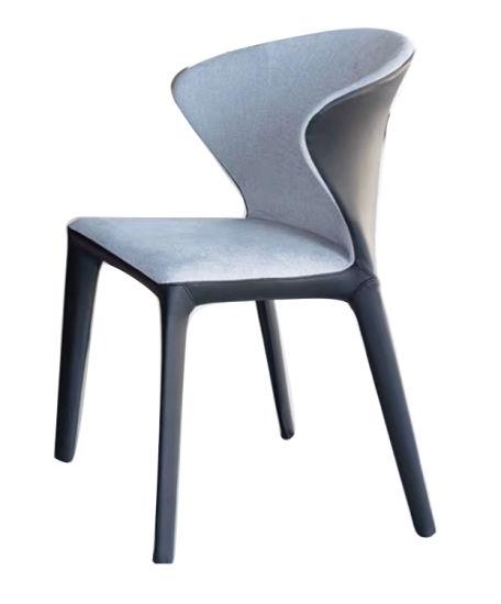 Modern Design Restaurant Furniture Sea Shell Shape Dining Chair