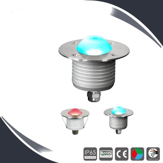 3W 24VDC Waterproof LED Wall Lights pictures & photos