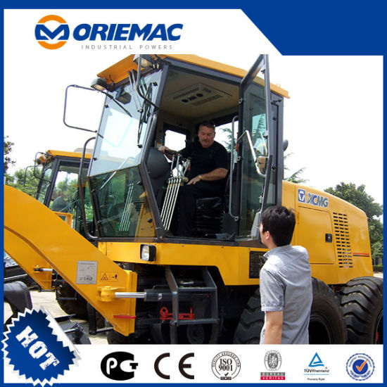 China Cheap Xcm 230HP New Motor Grader Gr230 for Sale pictures & photos