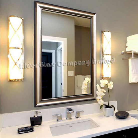 3-6mm Bathroom Mirror with AS/NZS 2208 pictures & photos