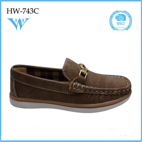 New Fashion Design New Material Safety and Comfort Children Shoes Boys pictures & photos