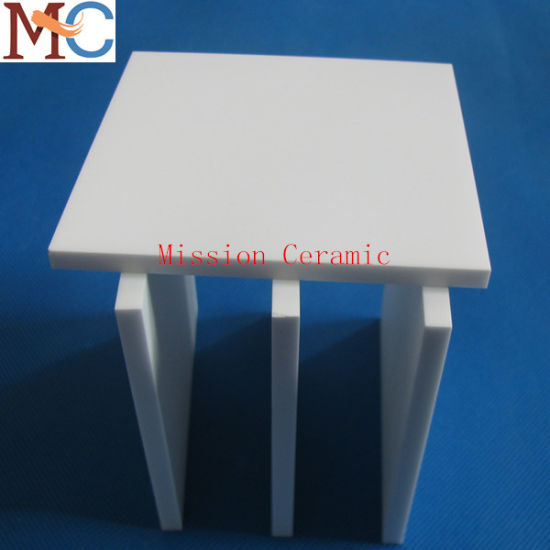 Customized Classical Alumina Ceramic Plate & China Customized Classical Alumina Ceramic Plate - China Alumina ...