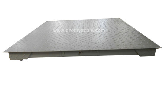 Electronic 5t Platform Industry Floor Scale