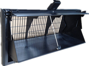 Poultry Farm Equipment Curved Air Inlet for Chicken/Duck Farm