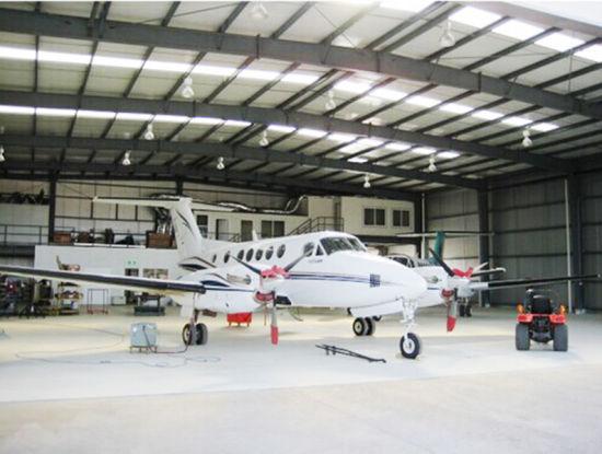 Prefab Steel Structure Hangar, Airport (SSH 15013)