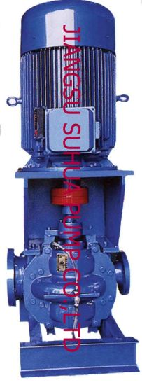 Vertical Split Casing Suction Double Pump with Vertical Motor pictures & photos