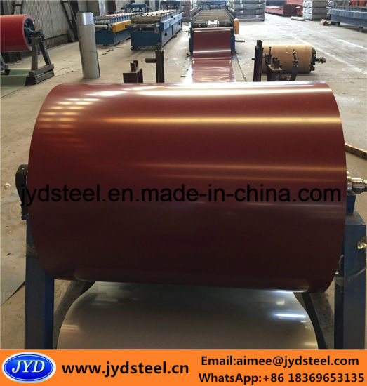 Pre-Painted Color Steel Coil/PPGL pictures & photos