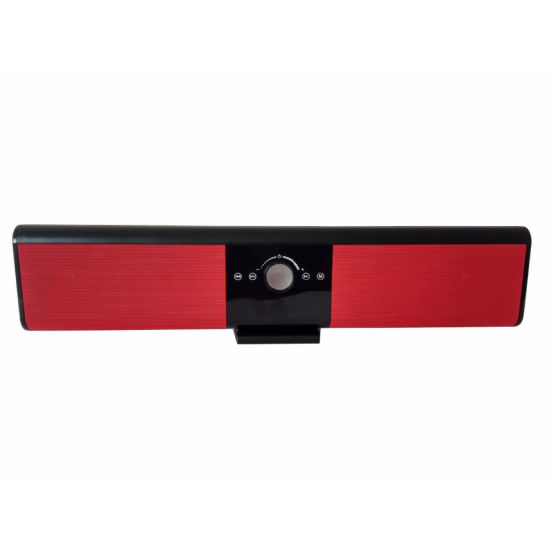 Hot Sale Amazon Outdoor Portable Bluetooth Speaker with FM Radio USB TF Card Remote Control