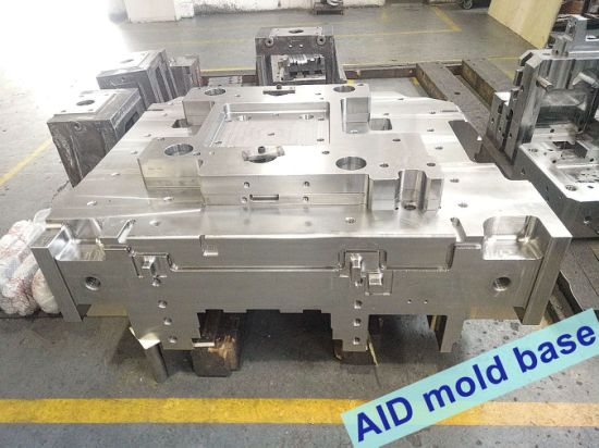 Customized Die Casting Mold Base (AID-0006)