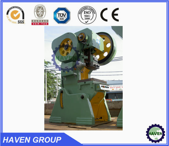 J23 Series Mechanical Inclinable Power Press with CE standrad pictures & photos