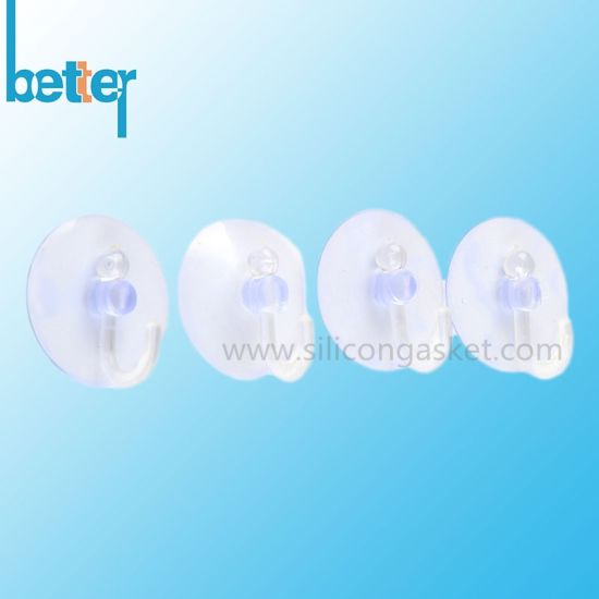 Freezer Glasss Silicone Suction Cup pictures & photos