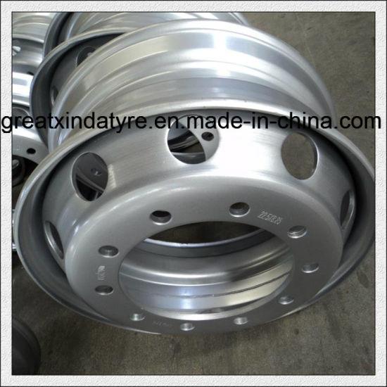 Truck Steel Wheel Rims, Truck Rims for Brazil (7.50X22.5 8.25X22.5)