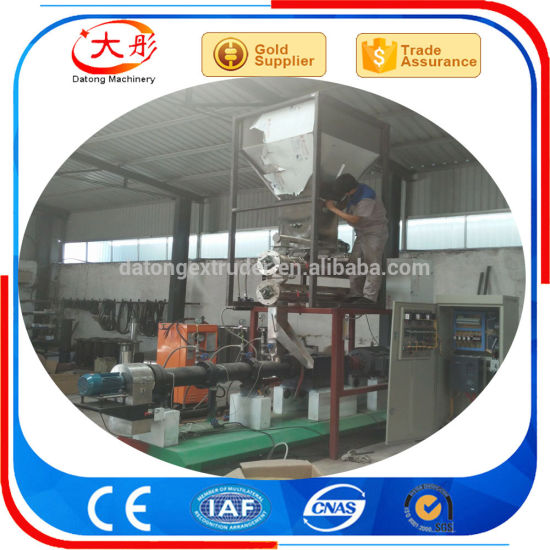 Floating Fish Food Press Making Extruder Machine pictures & photos