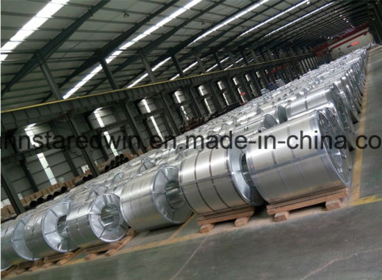 Anti Finger Gl Hot Dipped Galvalume Al-Zn Alloy Coating Steel pictures & photos