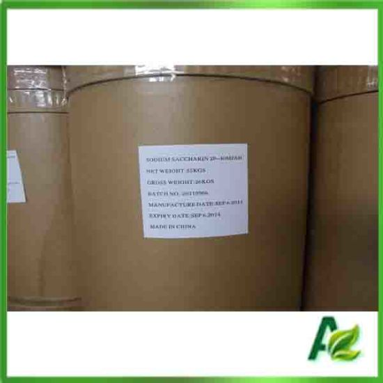 Manufacture Supllier Food Feed Grade Sweetener Sodium Saccharin pictures & photos