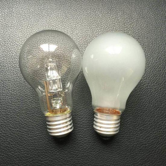 Lighting Bulbs GLS E27 A55 Eco Halogen Lamps