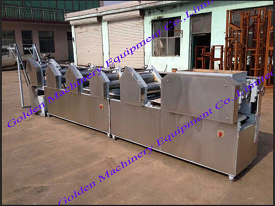 Non-Fried Instant Noodle Processing Production Line Machine pictures & photos