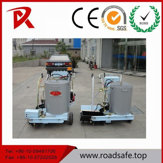 China Road Line Marking Machine/ Zebra Crossing Line