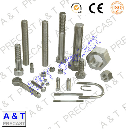 Forged Special and T Shape Hardware Nuts and Bolts Parts