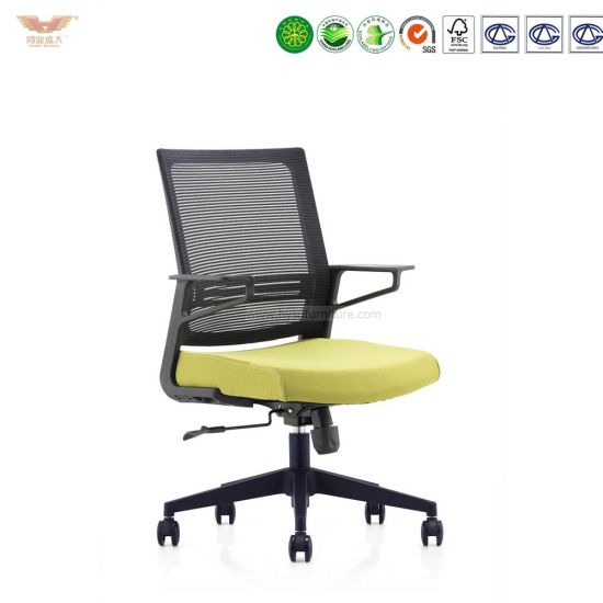 Modern Design Office Ergonomic Middle Back Mesh Chair Task Chair for Staff (198B2) pictures & photos