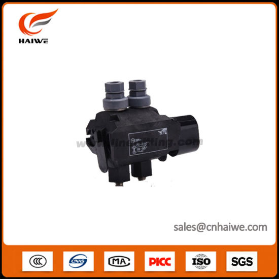 Two Bolts Ttd Series Insulation Piercing Cable Terminal Connector