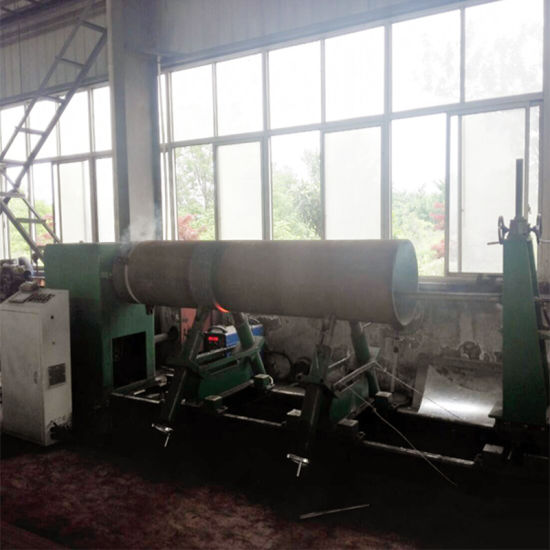 Straight Pipe Abrasion Resistance Welding Machine pictures & photos