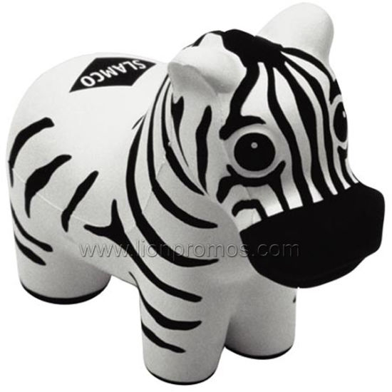 Zoo Souvenir Gift Simulation PU Animal Model Zebra Elephant Penguin Kangaroo Rhinoceros pictures & photos
