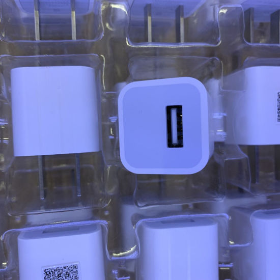 USB Travel Adapter Wall Charger for iPhone 5 USB Charger Original EU Us UK Plug with Usn Date Cable