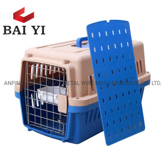 Pet Carrier Travel Dog Crate