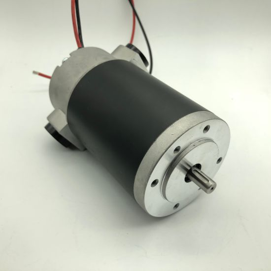 80zyt-R High Torque DC Motor with Replaceable Big Brushes Long Life