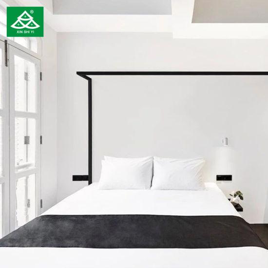 Custom Made Wholesale Wooden Hotel Bedroom Furniture Sets for Sale