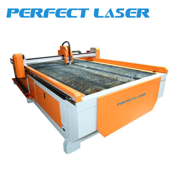 CNC Table Hypertherm Plasma Flame Cutter Machines for Steel Metal Cutting