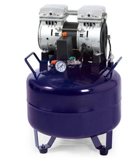 Dental Noiseless Silent Oil Free Oilless Air Compressor