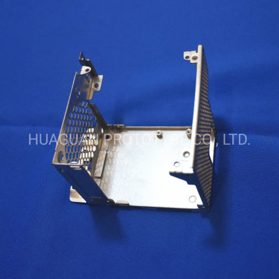Huaguan Prototype Steel Products Spare Parts Sheet Metal Stamping