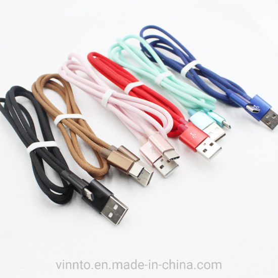 Wholesale OEM Fast Mobile Phone Micro Android USB Cable