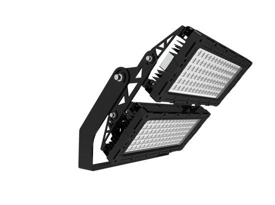 LED High Mast Light 100000lm 240W/250W/300W/400W/500W/600W/720W/800W/900W/1000W/1200W/1500W LED Stadium Floodlight for Tennis Golf Court Playground