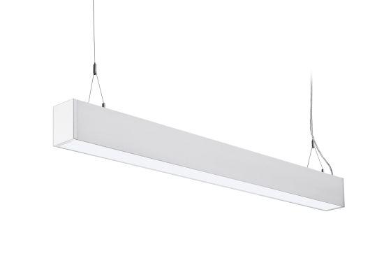 600mm 1200mm 1500mm 2400mmenergy Saving LED Pendant Linear Light 20W 40W 60W 80W Office Lighting Tube SMD2835 Wholesale Superior Quality LED Lamp