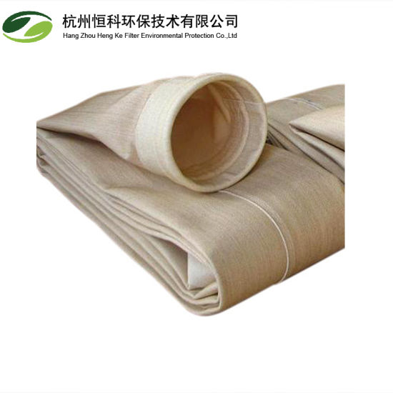 Fiberglass Composite Dust Collector Needle Felt HEPA Filter Bags for Industrial Use