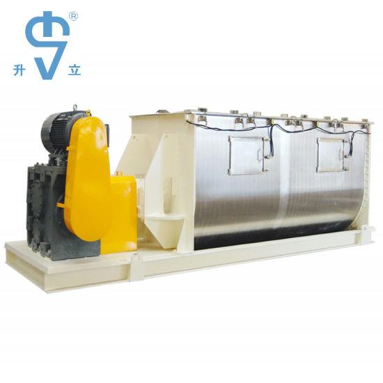 Big Size High Output Powder Ribbon Blender for Powder / Granule Mixng