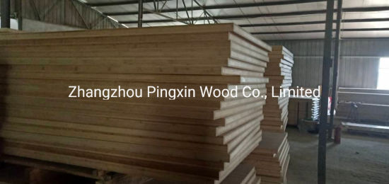 Customized Carbonized and Natural Color Bamboo Plywood for Building Material pictures & photos
