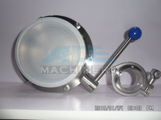 6 Inch Butterfly Valve pictures & photos