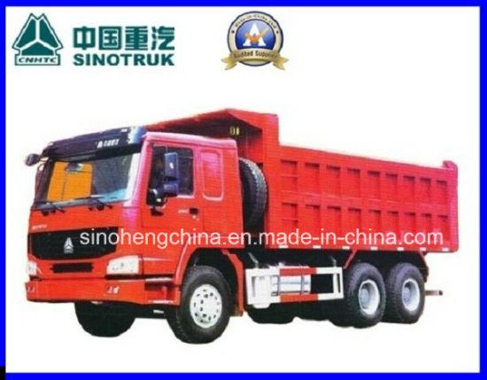 Cnhtc Sinotruk Heavy Duty HOWO 6X4 Dumper Lorry Truck