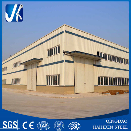 China Space Steel Structural Steel Frame Workshop/Warehouse Parts ...