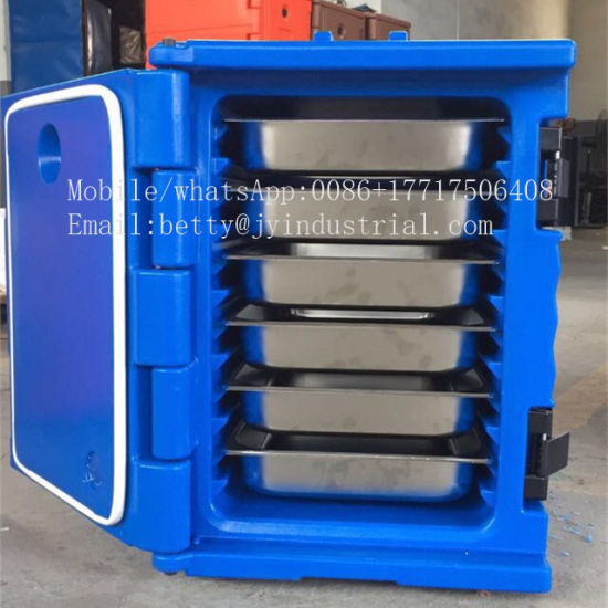 60L LLDPE Plastic Fast Food Delivery Container