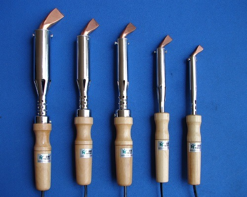High Output Power Wooden Handle Soldering Iron Yh-003 pictures & photos