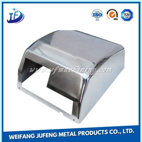 OEM Sheet Metal Fabrication Bending Case Body with Electroplating pictures & photos