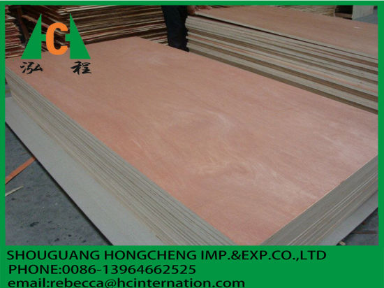 Furniture Grade Melamine Plywood Wood Board