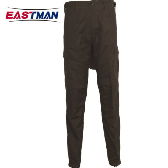 Breathable Cotton Fr Chemical Protection Pants