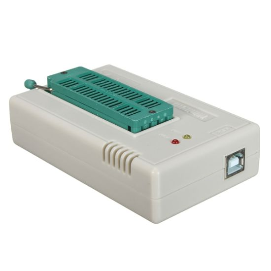 China Tl866II USB Mini PRO Programmer with 10PCS Adapter